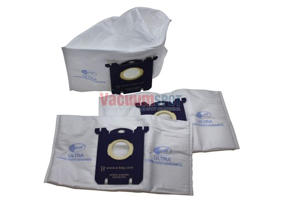 electrolux ultrasilencer bags. electrolux s-bag ultra long performance vacuum dust bags (e210b) ultrasilencer