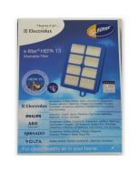 Electrolux Vacuum Cleaner H13 HEPA Filter System