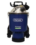 Pacvac Superpro Micron Commercial Back Pack Vacuum (superpromicron)