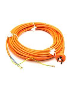 14m Rubber Nilfisk Vacuum Cleaner Repair Power Cord (1406423580)