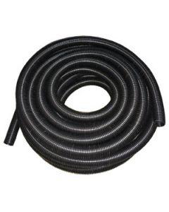 27mm Black Vacuum Cleaner Hose - 20m
