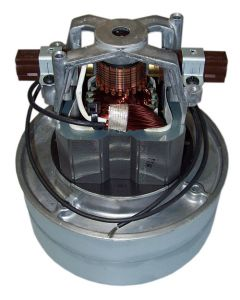 Ametek 1400 Watt 2-Stage Flow Thru Vacuum Motor