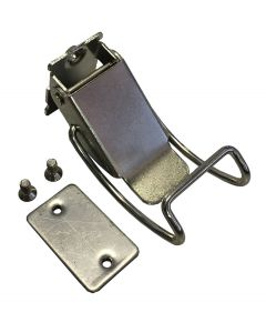 Cleanstar Housemaid and Pullman AS4 Tank Latch with Backing Plate and Screws (VC10LP-17-VS)